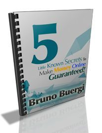 Free Report by Bruno Buergi