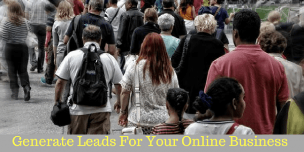 Generate Leads For Your Online Business | by Bruno Buergi