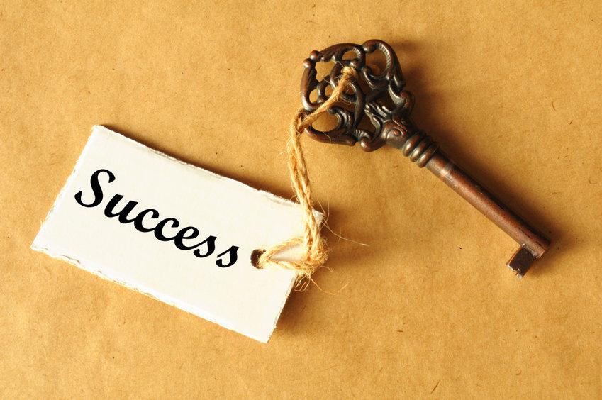 Keys To Success by Bruno Buergi