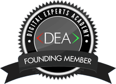 Founding Member of the Digital Experts Academy