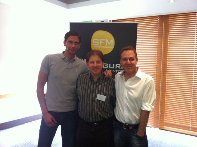Stuart Ross & Daniel Wagner & Bruno Buergi - I joined the Six Figure Mentors