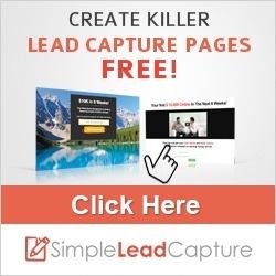 Simple Lead Capture