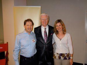 Bob Proctor with Bruno & Yvonne Buergi